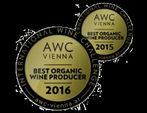 Weingut Machmer Auszeichnung AWC-2015-2016