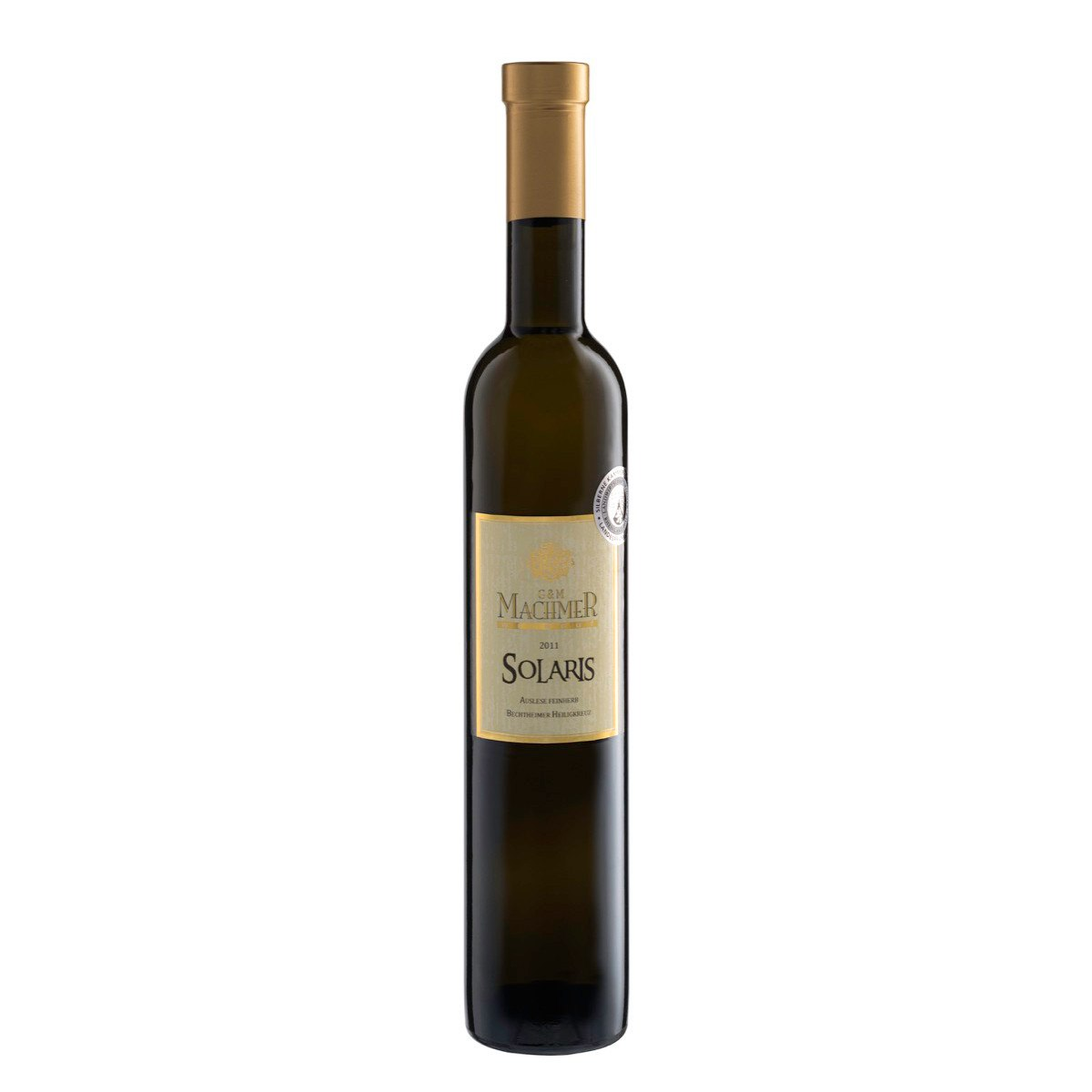 Machmer Gold-Edition Solaris Auslese suess