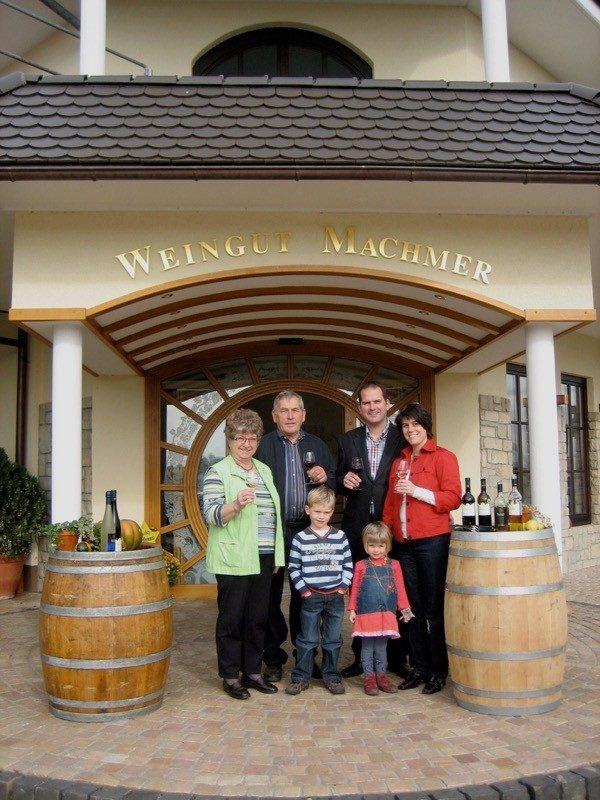 Weingut Machmer Winzerfamilie